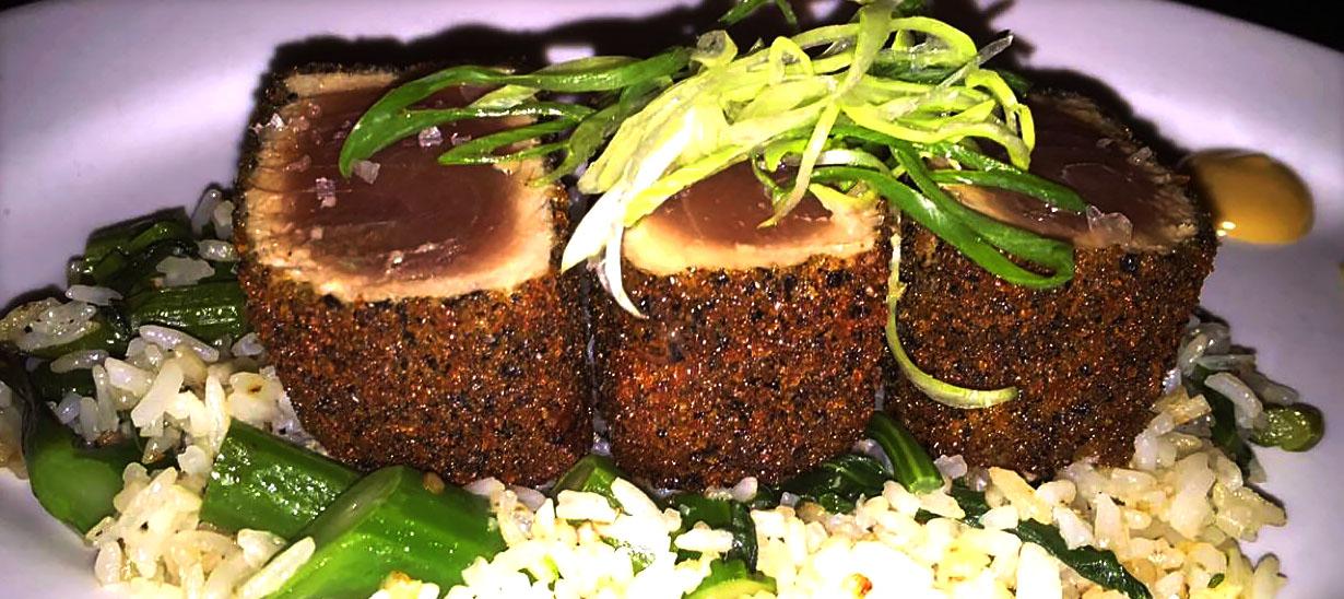 Lure Fishbar - Restaurant Week