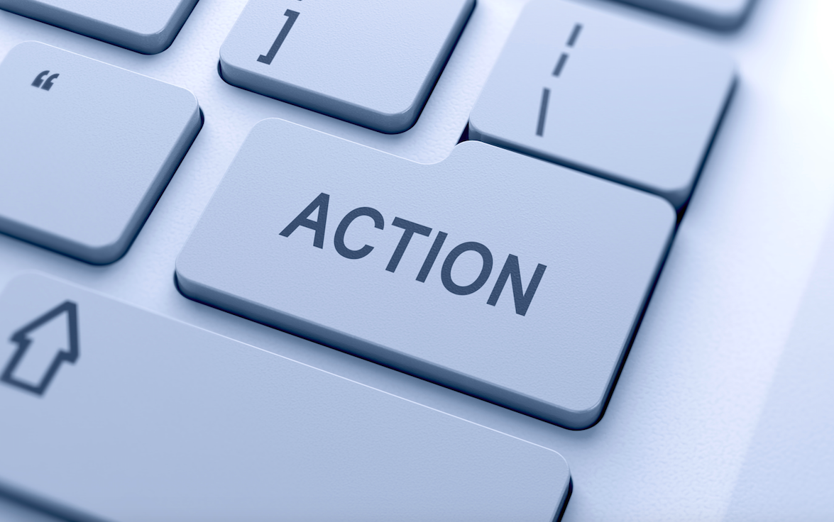 Call your Customers to Action