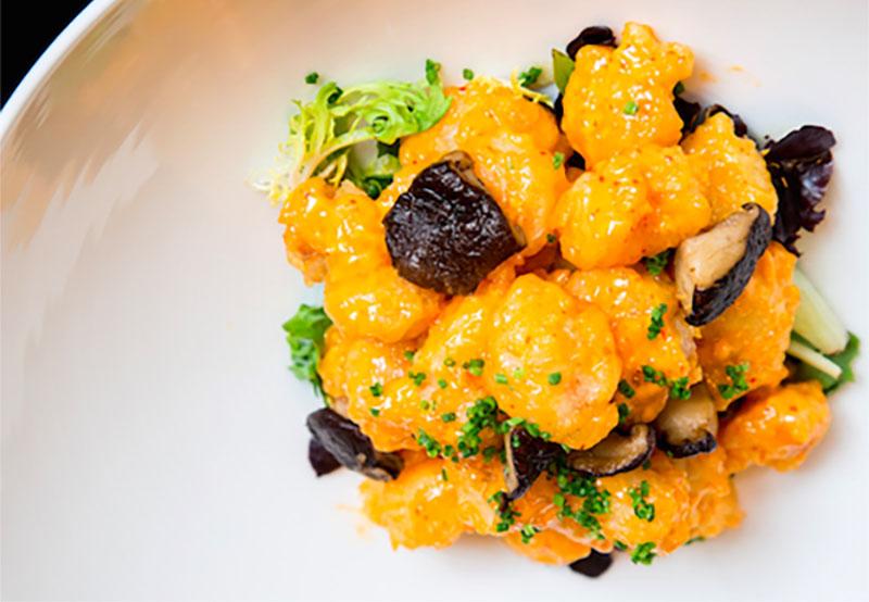 The Rock Shrimp Dish - Photo courtesy of Nobu Next Door